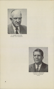 Page 6, 1955 Edition, Darrow School - Shaker Post Yearbook (New Lebanon, NY) online yearbook collection