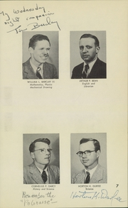 Page 9, 1955 Edition, Darrow School - Shaker Post Yearbook (New Lebanon, NY) online yearbook collection