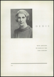 Page 10, 1936 Edition, Birch Wathen Lenox High School - Archway (New York, NY) online yearbook collection