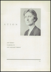 Page 11, 1936 Edition, Birch Wathen Lenox High School - Archway (New York, NY) online yearbook collection