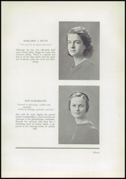 Page 17, 1936 Edition, Birch Wathen Lenox High School - Archway (New York, NY) online yearbook collection