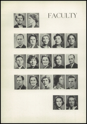 Page 10, 1940 Edition, Birch Wathen Lenox High School - Archway (New York, NY) online yearbook collection