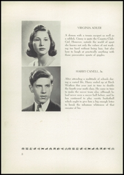 Page 12, 1940 Edition, Birch Wathen Lenox High School - Archway (New York, NY) online yearbook collection