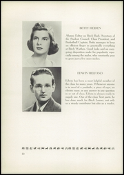 Page 14, 1940 Edition, Birch Wathen Lenox High School - Archway (New York, NY) online yearbook collection