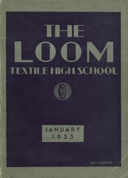 1935 Edition, Straubenmuller Textile High School - Loom Yearbook (New York, NY)