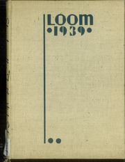 1939 Edition, Straubenmuller Textile High School - Loom Yearbook (New York, NY)