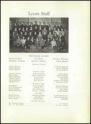 Page 7, 1940 Edition, Straubenmuller Textile High School - Loom Yearbook (New York, NY) online yearbook collection