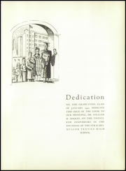 Page 9, 1940 Edition, Straubenmuller Textile High School - Loom Yearbook (New York, NY) online yearbook collection