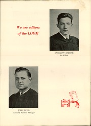 Page 11, 1944 Edition, Straubenmuller Textile High School - Loom Yearbook (New York, NY) online yearbook collection