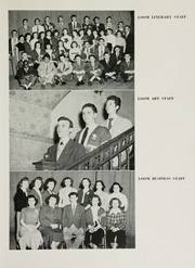 Page 9, 1949 Edition, Straubenmuller Textile High School - Loom Yearbook (New York, NY) online yearbook collection