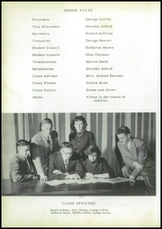 Page 10, 1953 Edition, Colton Pierrepont High School - Coltonian Yearbook (Colton, NY) online yearbook collection