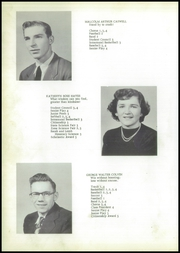 Page 12, 1953 Edition, Colton Pierrepont High School - Coltonian Yearbook (Colton, NY) online yearbook collection