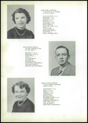 Page 14, 1953 Edition, Colton Pierrepont High School - Coltonian Yearbook (Colton, NY) online yearbook collection