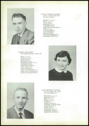 Page 16, 1953 Edition, Colton Pierrepont High School - Coltonian Yearbook (Colton, NY) online yearbook collection