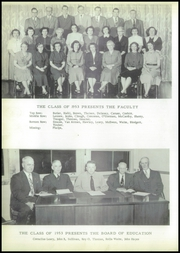 Page 8, 1953 Edition, Colton Pierrepont High School - Coltonian Yearbook (Colton, NY) online yearbook collection