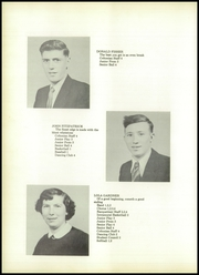 Page 12, 1954 Edition, Colton Pierrepont High School - Coltonian Yearbook (Colton, NY) online yearbook collection