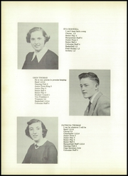 Page 14, 1954 Edition, Colton Pierrepont High School - Coltonian Yearbook (Colton, NY) online yearbook collection