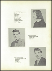 Page 15, 1954 Edition, Colton Pierrepont High School - Coltonian Yearbook (Colton, NY) online yearbook collection
