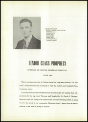 Page 16, 1954 Edition, Colton Pierrepont High School - Coltonian Yearbook (Colton, NY) online yearbook collection