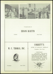 Page 73, 1956 Edition, Colton Pierrepont High School - Coltonian Yearbook (Colton, NY) online yearbook collection