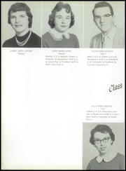 Page 14, 1958 Edition, Colton Pierrepont High School - Coltonian Yearbook (Colton, NY) online yearbook collection