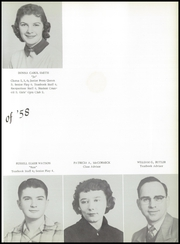 Page 17, 1958 Edition, Colton Pierrepont High School - Coltonian Yearbook (Colton, NY) online yearbook collection