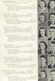 Page 13, 1940 Edition, Arcade Central High School - Edacra Yearbook (Arcade, NY) online yearbook collection