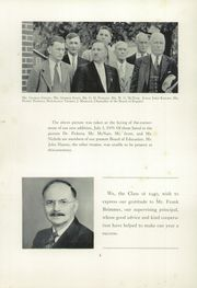 Page 6, 1940 Edition, Arcade Central High School - Edacra Yearbook (Arcade, NY) online yearbook collection