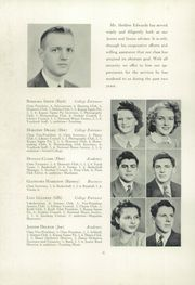Page 8, 1940 Edition, Arcade Central High School - Edacra Yearbook (Arcade, NY) online yearbook collection