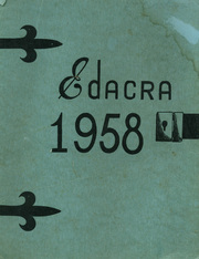 Page 1, 1958 Edition, Arcade Central High School - Edacra Yearbook (Arcade, NY) online yearbook collection