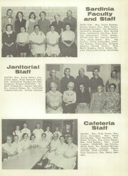 Page 12, 1958 Edition, Arcade Central High School - Edacra Yearbook (Arcade, NY) online yearbook collection