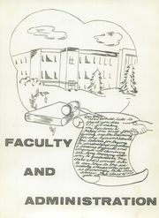 Page 7, 1958 Edition, Arcade Central High School - Edacra Yearbook (Arcade, NY) online yearbook collection