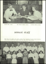 Page 10, 1955 Edition, Bradford Central High School - Lamoka Log Yearbook (Bradford, NY) online yearbook collection