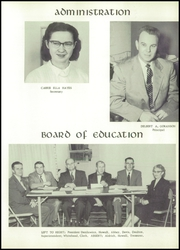 Page 13, 1955 Edition, Bradford Central High School - Lamoka Log Yearbook (Bradford, NY) online yearbook collection