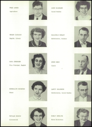 Page 15, 1955 Edition, Bradford Central High School - Lamoka Log Yearbook (Bradford, NY) online yearbook collection