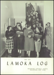 Page 7, 1955 Edition, Bradford Central High School - Lamoka Log Yearbook (Bradford, NY) online yearbook collection