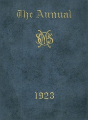 1923 Edition, Cathedral School of St Mary - Yearbook (Garden City, NY)