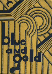 1936 Edition, Girls High School of Brooklyn - Blue and Gold Yearbook (Brooklyn, NY)