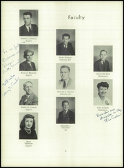 Page 12, 1948 Edition, Wappingers Central High School - Portico Yearbook (Wappingers Falls, NY) online yearbook collection
