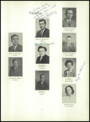 Page 13, 1948 Edition, Wappingers Central High School - Portico Yearbook (Wappingers Falls, NY) online yearbook collection