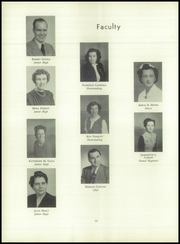 Page 14, 1948 Edition, Wappingers Central High School - Portico Yearbook (Wappingers Falls, NY) online yearbook collection