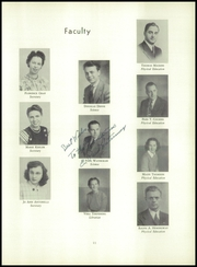 Page 15, 1948 Edition, Wappingers Central High School - Portico Yearbook (Wappingers Falls, NY) online yearbook collection