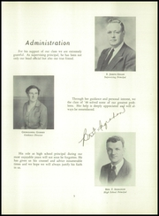 Page 9, 1948 Edition, Wappingers Central High School - Portico Yearbook (Wappingers Falls, NY) online yearbook collection