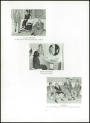 Page 12, 1950 Edition, Wappingers Central High School - Portico Yearbook (Wappingers Falls, NY) online yearbook collection