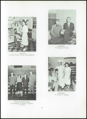 Page 15, 1950 Edition, Wappingers Central High School - Portico Yearbook (Wappingers Falls, NY) online yearbook collection