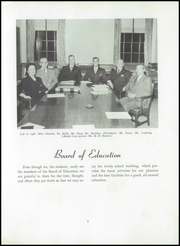 Page 9, 1950 Edition, Wappingers Central High School - Portico Yearbook (Wappingers Falls, NY) online yearbook collection