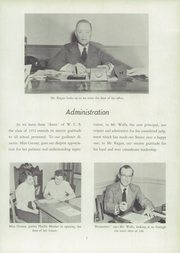 Page 11, 1952 Edition, Wappingers Central High School - Portico Yearbook (Wappingers Falls, NY) online yearbook collection