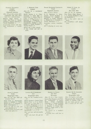 Page 17, 1952 Edition, Wappingers Central High School - Portico Yearbook (Wappingers Falls, NY) online yearbook collection