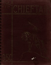 Seneca Vocational School - Chieftain Yearbook (Buffalo, NY) online yearbook collection, 1950 Edition, Page 1