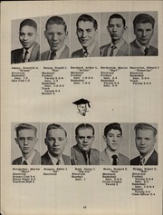 Page 14, 1950 Edition, Seneca Vocational School - Chieftain Yearbook (Buffalo, NY) online yearbook collection